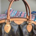 Louis Vuitton Satchel in brown Image 3
