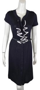 VIKTOR & ROLF FOR H&M Wool Blend Ruffle Dress