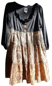 ivy jane Accents Knit Gather Skirt Tunic
