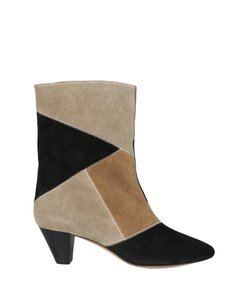 Isabel Marant black taupe Boots