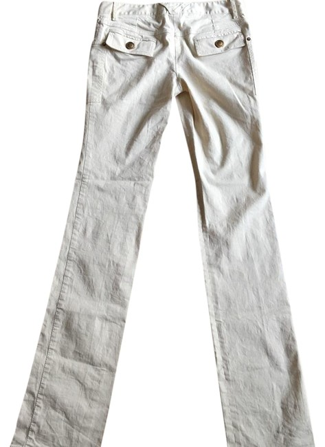 Preload https://img-static.tradesy.com/item/22260059/dolce-and-gabbana-ivory-pants-size-2-xs-26-0-1-650-650.jpg