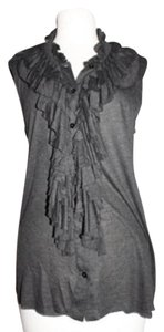 Stella McCartney Evening Top Gray