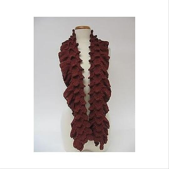 Preload https://item3.tradesy.com/images/other-unbranded-rust-knit-ruffle-fashion-scarf-2226022-0-0.jpg?width=440&height=440
