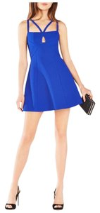 BCBGMAXAZRIA Cutout Party Sexy Charlot Valentine's Day Dress