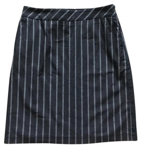Brooks Brothers Skirt Gray stripes