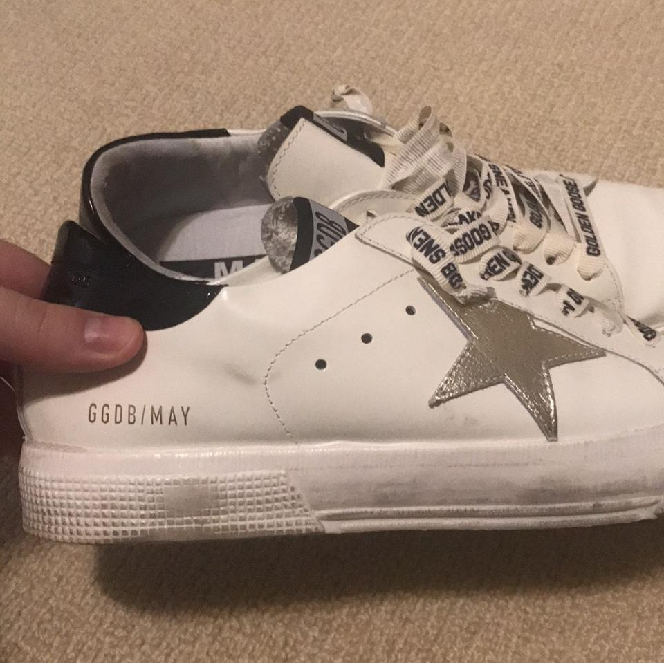 a8f5c9221a9c Golden Goose Deluxe Brand May Sneakers. Size  EU 40 (Approx. US 10) ...