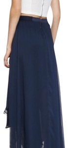 Alice + Olivia Maxi Skirt navy