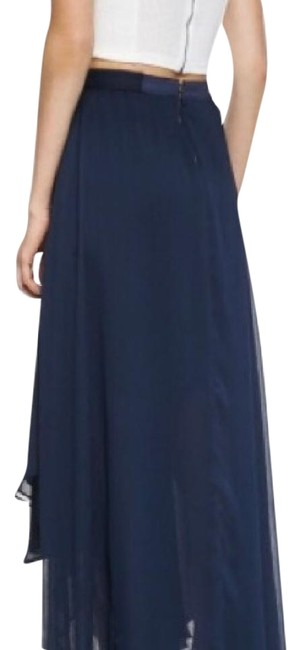 Item - Navy None Skirt Size 4 (S, 27)