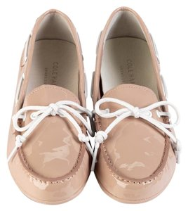 Cole Haan maple sugar patent Flats