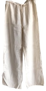 Juicy Couture Relaxed Pants off white