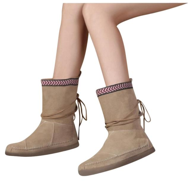 Item - Sand Nepal Boots/Booties Size US 5 Regular (M, B)