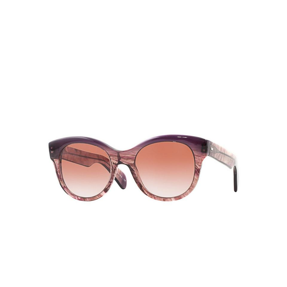 c73a59dcb6e Oliver Peoples Rose Gold Cat Eye Sunglasses - Tradesy