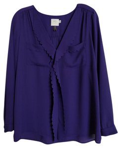 HD in Paris Top Purple