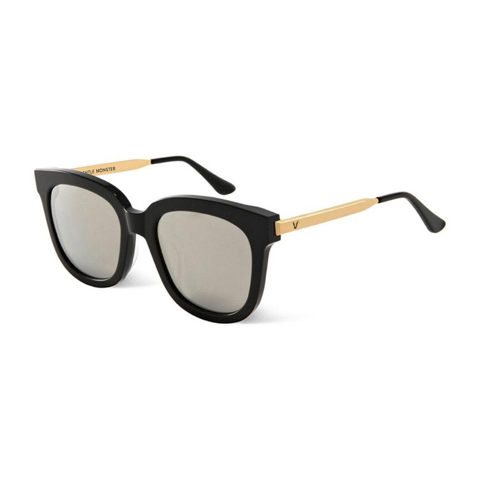 9f0b954c82 Gentle Monster Black Absente Sunglasses - Tradesy