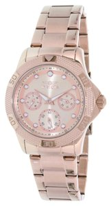 Invicta Rose Gold Angel Watch