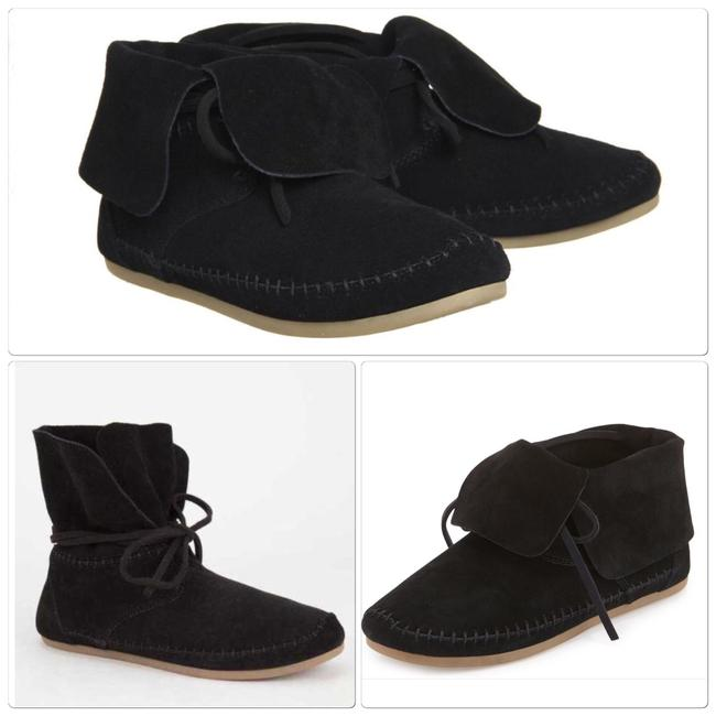 Item - Black Zahara Boots/Booties Size US 6 Regular (M, B)