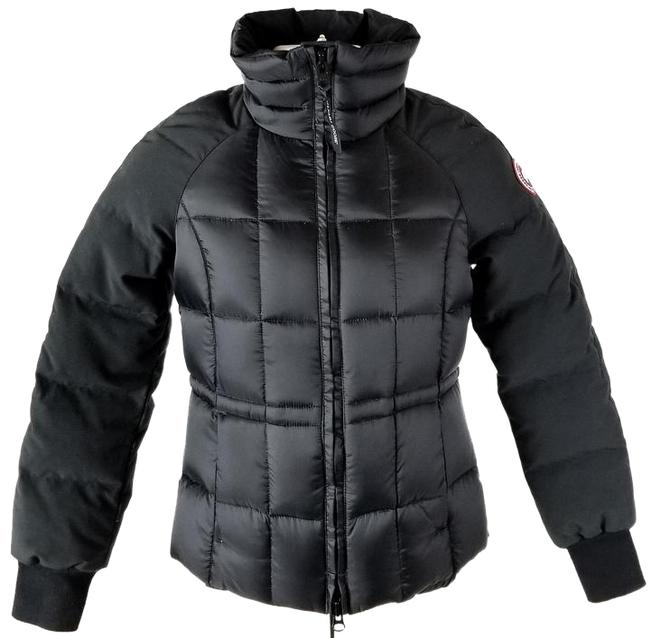 Item - Black Noir Bayfield Quilted Down Style 3200l Jacket Size 4 (S)