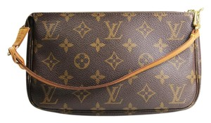 Louis Vuitton Lv Pochette Lv Lv Lv Pouch Lv Toiletry Shoulder Bag