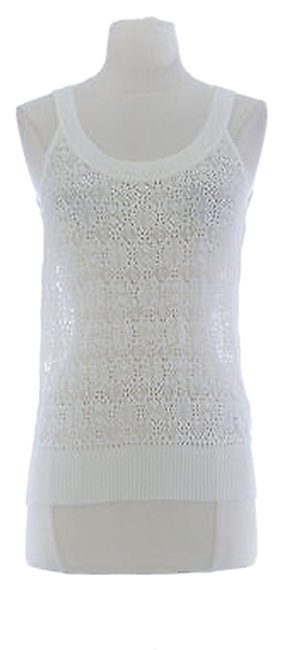 Preload https://item5.tradesy.com/images/dolce-and-gabbana-white-off-vest-2226619-0-0.jpg?width=400&height=650