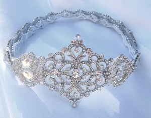 Other Bridal Wedding Dress Crystal Beaded Sash Belt