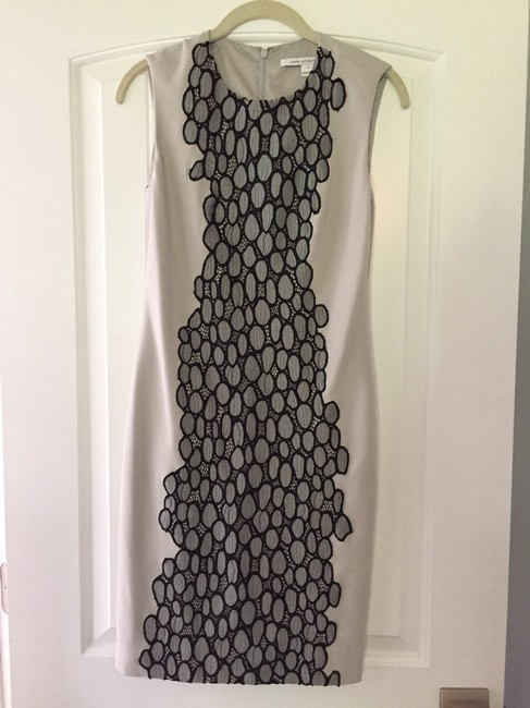 Diane von Furstenberg Dvf Tilda Stretch Lace Dress Image 3