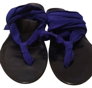 CoSTUME NATIONAL royal rich blue Sandals