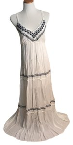 white Maxi Dress by Francesca's