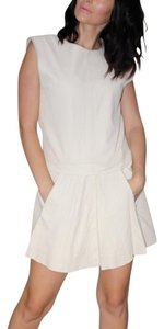 Theory short dress White Shift Mini on Tradesy