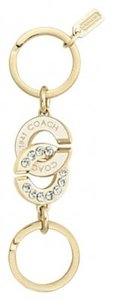 Coach Interlocking C Valet Key Ring Style:62726