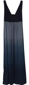 Blue Maxi Dress by Liz Lange Maternity for Target