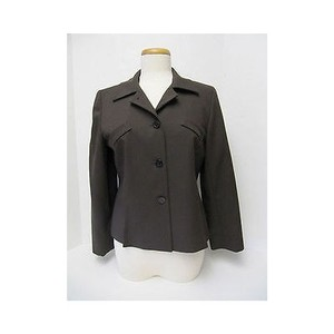 Other Womens Francess Rita Dark Blazer Browns Jacket