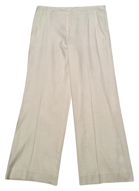 Item - White Linen / One Fine Day Pants Size 10 (M, 31)