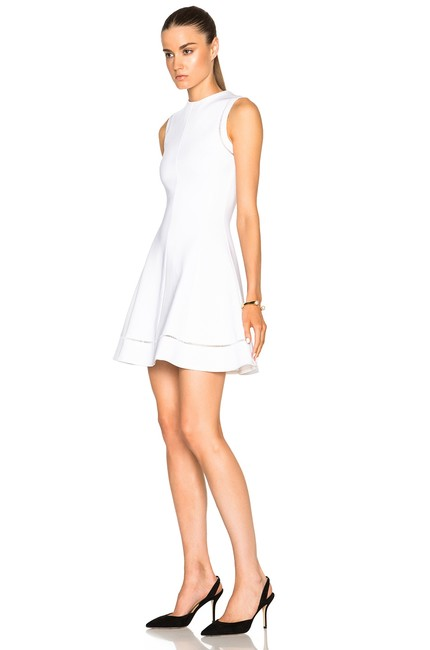 Victoria Beckham Holiday Wedding Fitted Night Out Premium Dress Image 1