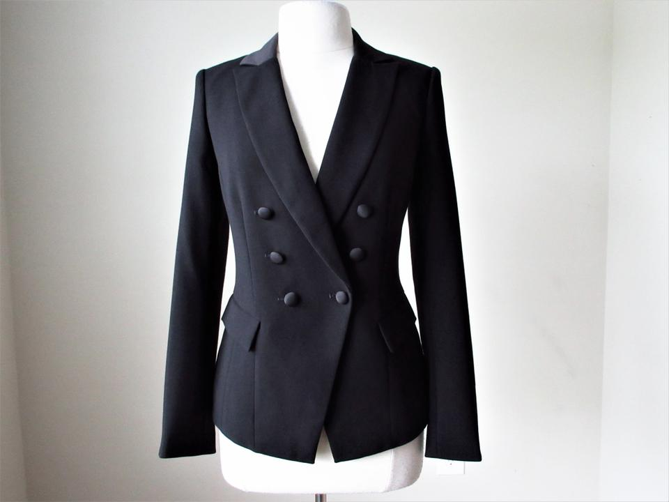 White house black market new with tags tuxedo satin for Tuxedo house