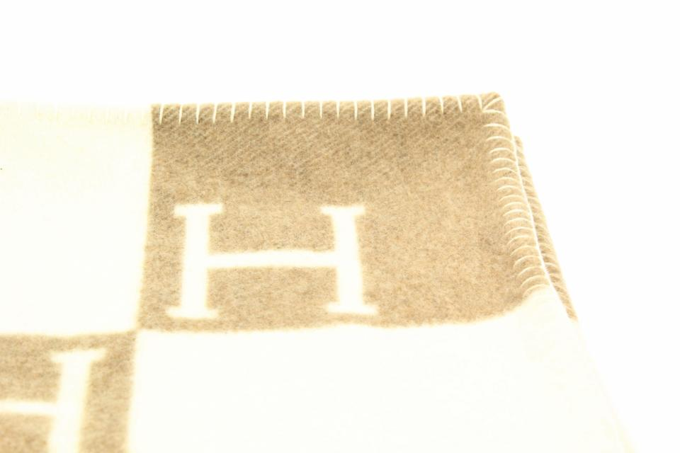 Herm 232 S Beige Avalon Baby Blanket Decoration Tradesy