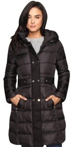 Via Spiga Fitted Puffer Winter Waterproof Coat