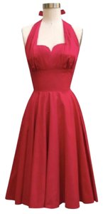 Trashy Diva 50s Retro Fit And Flare Skater Holiday Dress