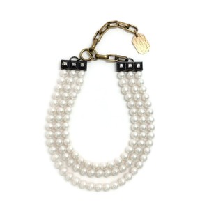 Lanvin Collier Court Short Necklace