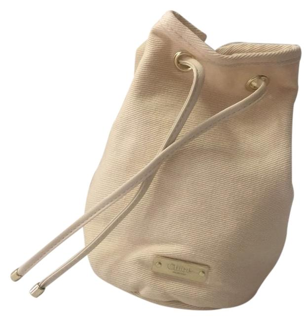 Item - Nude Perfume Pouch Cosmetic Bag