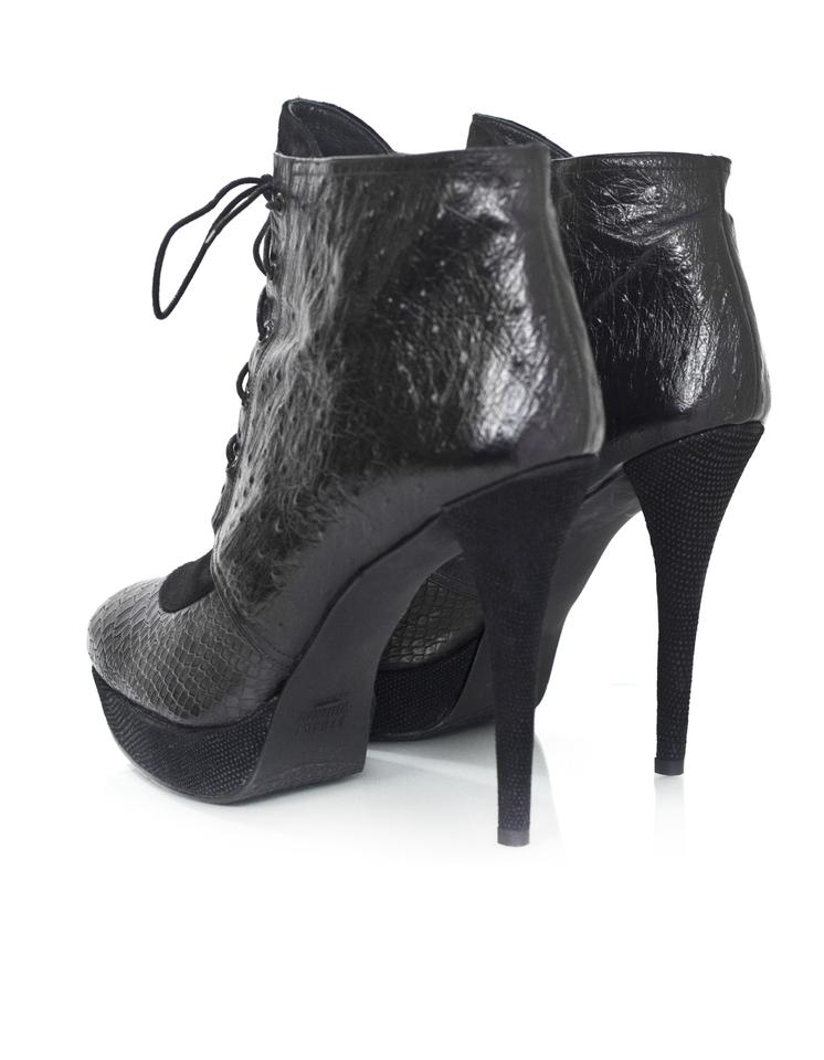 10cedb06cf84 Stuart Weitzman Black Melange Ankle with Box and Db Boots Booties ...