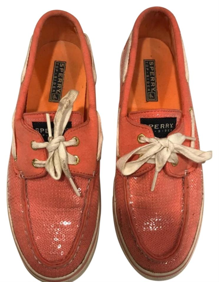 Sperry Pink Limited Limited Limited Edition Sequined Top Siders Boat Flats a8a6c8