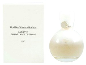 Lacoste EAU DE LACOSTE FEMME-WOMEN-EDP- TESTER-MADE IN UK