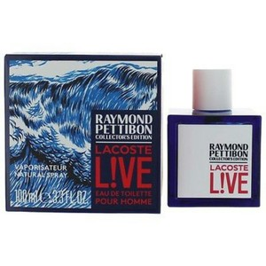 Lacoste LACOSTE L!VE RAYMOND PETTIBON COLLECTORS EDITION-UK