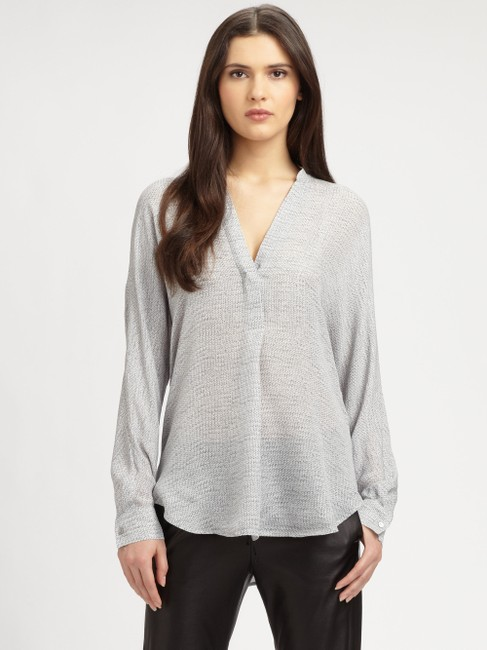 Vince Top Charcoal