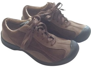 Keen two tones brown Athletic