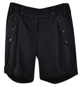 Versace High Waist Dress Shorts