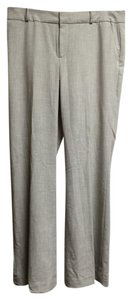Banana Republic Trousers Lined Pant Trouser Pants Light beige