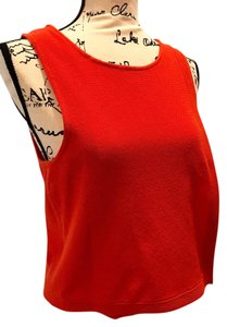 Harlyn Crop Top Red