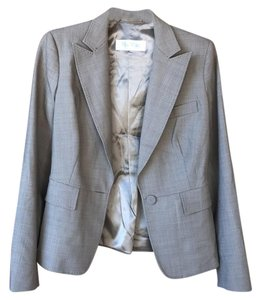 Max Mara light brown and taupe Blazer