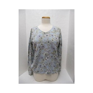 Liz Claiborne Blue Sweater